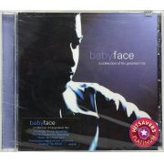 CD Baby Face - A Collection Of His Greatest Hits - Lacrado - Importado