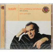 CD Bach The Goldberg Variations Glenn Gould Piano - Lacrado - Importado