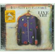 CD Béla Fleck & Flecktones - Live Art - Lacrado - Importado