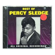 CD Best Of Percy Sledge - Importado - Lacrado