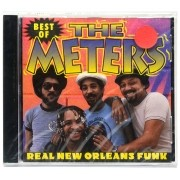 CD Best Of The Meters - Real New Orleans Funk - Importado - Lacrado