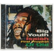 CD Big Youth - Isaiah First Prophet Of Old - Importado - Lacrado