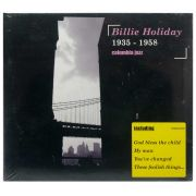 CD Billie Holiday - 1935-1958 Columbia Jazz - Lacrado - Importado
