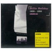 CD Billie Holiday - 1935-1958 Columbia Jazz - Lacrado - Importado