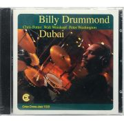 Cd Billy Drummond Chris Potter Walt Weiskopf Peter Washington - Dubai - Lacrado - Importado