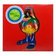 CD Bjork - Volta - Limited Edition CD + DVD - Importado USA - Lacrado