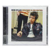 CD Bob Dylan - Highway 61 Revisited - Importado - Lacrado