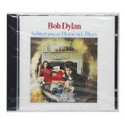 CD Bob Dylan - Subterranean Homesick Blues - Importado - Lacrado