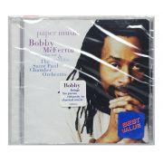 CD Bobby McFerrin - Paper Music - Importado - Lacrado