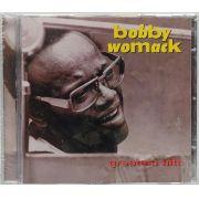 CD Bobby Womack - Greatest Hits - Lacrado - Importado