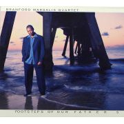 CD Branford Marsalis Quartet - Footsteps Of Our Fathers - Lacrado - Importado