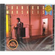 Cd Branford Marsalis - Romances For Saxophone - Lacrado - Importado