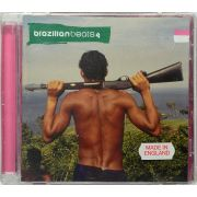 CD Brazilian Beats Volume 4 - Lacrado - Importado