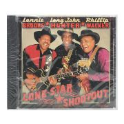 Cd Brooks, Hunter & Walker - Lone Star Shootout - Importado - Lacrado