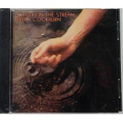 CD Bruce Cockburn - Circles In The Stream - Lacrado - Importado