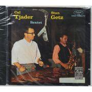 Cd Cal Tjader Stan Getz - Sextet - Lacrado - Importado