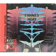 CD Canned Heat - One More River Cross - Lacrado - Importado