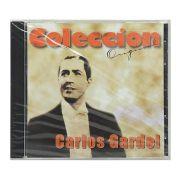 Cd Carlos Gardel - Coleccion Original - Importado - Lacrado