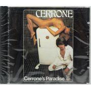 Cd Cerrone - Cerrone's Paradise - Lacrado - Importado