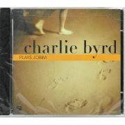 CD Charlie Byrd - Plays Jobim - Lacrado - Importado