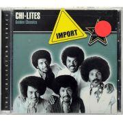 CD Chi-Lites - Golden Classics - Lacrado - Importado