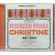 CD Christine - Original Broadway Cast - Maureen Ohara - Lacrado - Importado