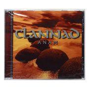 CD Clannad - Anam - Importado - Lacrado