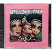 CD Club Nouveau - Life, Love & Pain - Lacrado - Importado