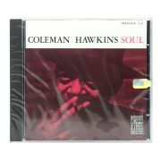 Cd Coleman Hawkins - Soul - Importado - Lacrado