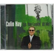 Cd Colin Hay - Are You Lookin' At Me - Lacrado - Importado