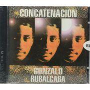 Cd Concatenacion - Gonzalo Rubalcaba - Lacrado - Importado
