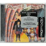 CD DVD Crowded House - Crowded House - Lacrado - Importado