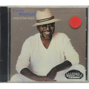 CD Curtis Mayfield - Love Is The Place - Lacrado - Importado