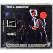 CD Dan The Automator - Wanna Buy A Monkey? - Lacrado - Importado