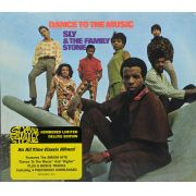 Cd Dance To The Music - Sly & The Family Stone - Lacrado - Importado