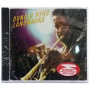 CD Donald Byrd Landmarks - Savoy Jazz - Importado - Lacrado