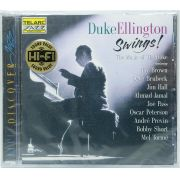 CD Duke Ellington Swings! - Lacrado - Importado