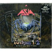 CD Duplo Asia - Archive 1 & 2 - Special Edition - Lacrado - Importado