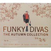 CD Duplo Funky Divas - The Autumn Collection - Lacrado - Importado