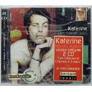 CD Duplo Katerine Les Creatures et Lhomme A 3 Mains - Lacrado - Importado