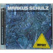 CD Duplo Markus Schulz - Coldharbour Sessions 2004 - Lacrado - Importado