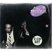 CD Duplo Ray Brown The Best Of The Concord Years - Lacrado - Importado