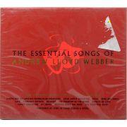 CD Duplo The Essential Songs Of Andrew Lloyd Webber - Lacrado - Importado