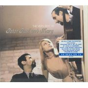 Cd The Very Best Of Peter Paul And Mary - Lacrado - Importado