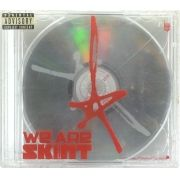 CD Duplo We Are Skint - Vários Artistas Breakbeat Drum n Bass Big Beat