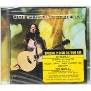 Cd Dvd Sarah Mclachlan - Afterglow Live - Lacrado - Importado