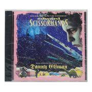 CD Edward Scissorhands - Original Soundtrack - Importado - Lacrado