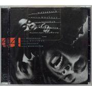 CD Ella Fitzgerald Billie Holiday Sarah Vaughan Dinah Washington - 4By4 - Lacrado - Importado