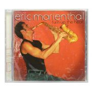 Cd Eric Marienthal - Turn Up The Heat - Importado - Lacrado