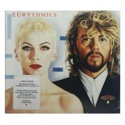 CD Eurythmics - Revenge - Digipack - Importado USA - Lacrado